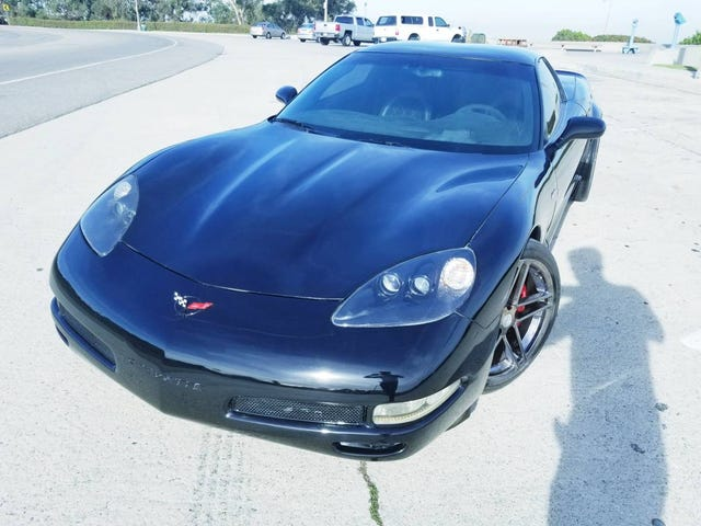 At $22,800, Might This Crazy Mixed Up 2002 Chevy Corvette Z06 Be A Straight Up Deal?