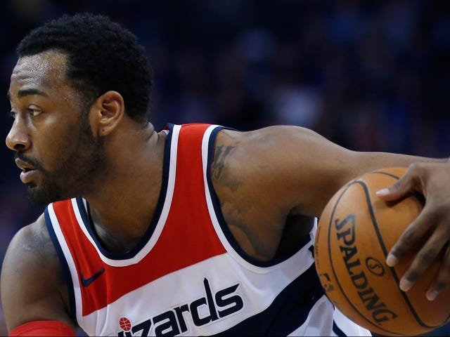 The Wizards Are Winning And Making John Wall Mad