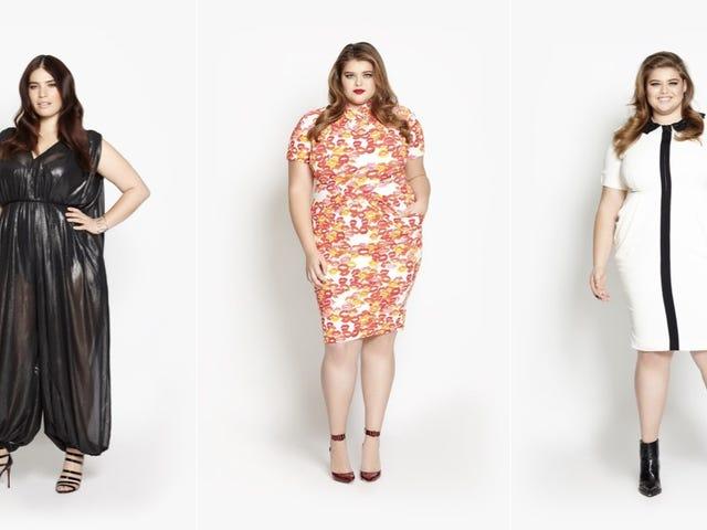 Mira la nueva colección de moda de Beth-Ditto