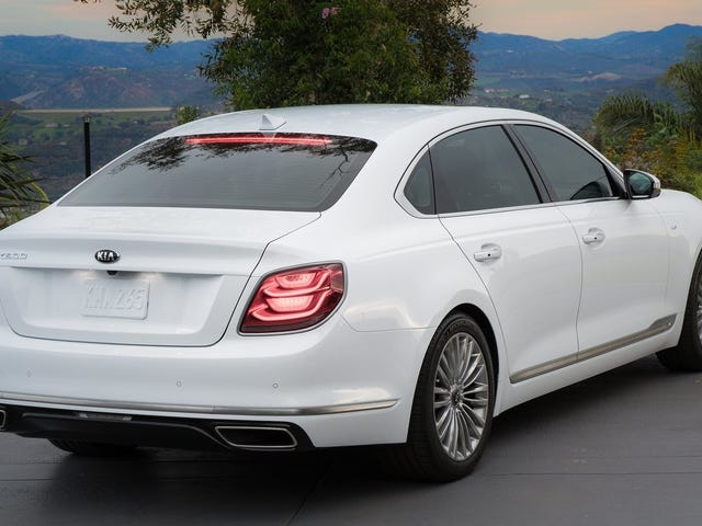 This Kia Costs $34,000 to Repair and It's Not Alone