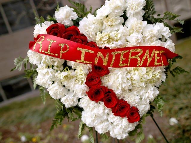 #NetNeutrality: The Open Internet Isn't Dead Just Yet