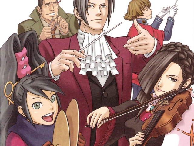 Review: Gyakuten Kenji 2 Orchestra Arrangement Collection