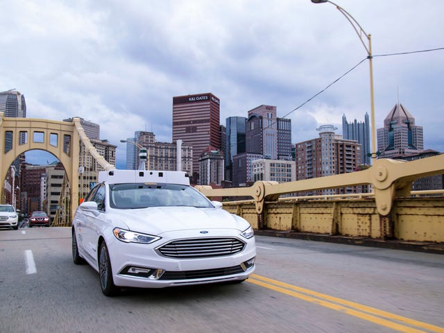 Ford Autonomous Vehicles: The Spin-OffCompany That Will Drop $4 Billion on Autonomous Cars by 2023