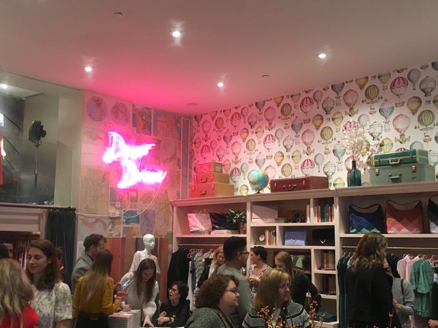 Haikus and Cake Pops: A Trip to Drew Barrymore's Whimsical Pop-Up Shop