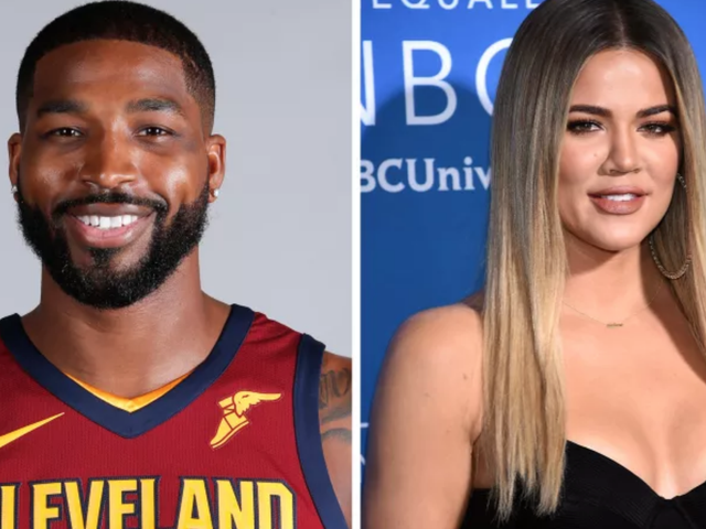 Khloé Kardashian Showed up to See Boyfriend Tristan Thompson Lose