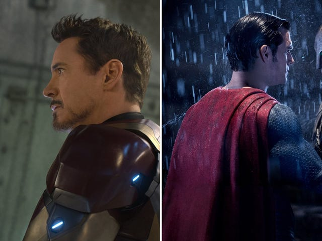 "What he said: ""Captain America: Civil War' Is Everything 'Batman V Superman' Wanted To Be, But Should We Want More?"" (Spoilers)"