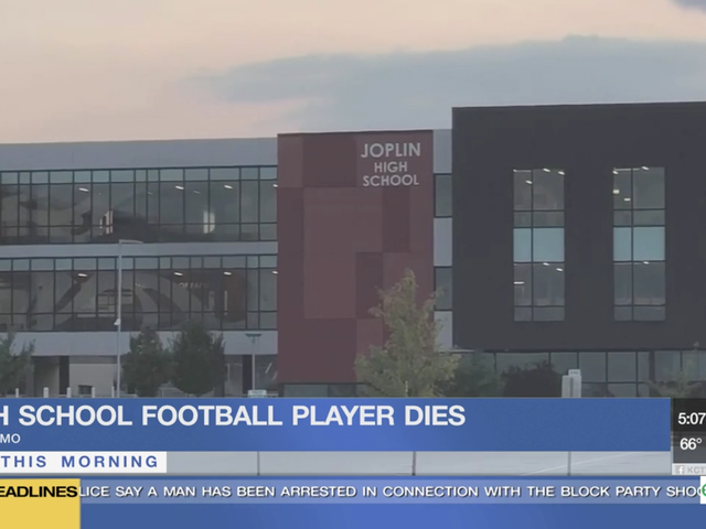 15-Year-Old Missouri High Schooler Dies After Football Practice