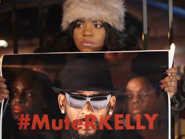 Oficiais de Illinois Mute R. Kelly, negar licença para o próximo concerto