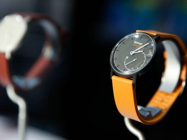 Withings Activité Pop, el <i>smartwatch</i> más bonito es ahora más barato