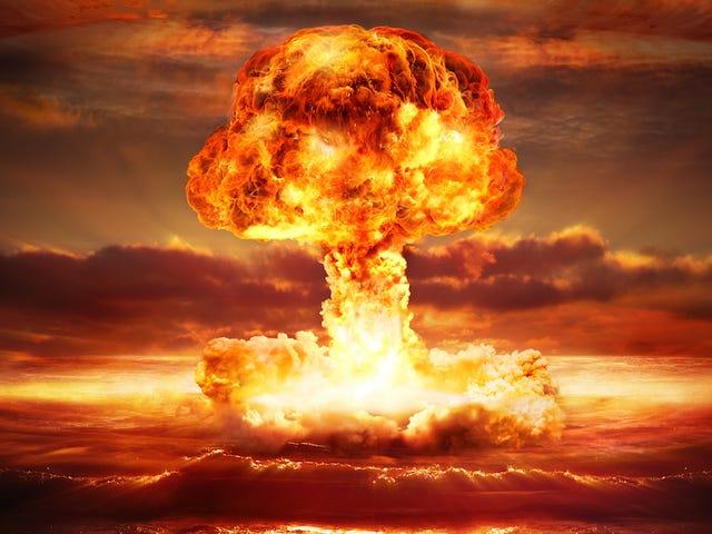 Estos son los efectos en el cuerpo humano tras la explosión de una bomba atómica