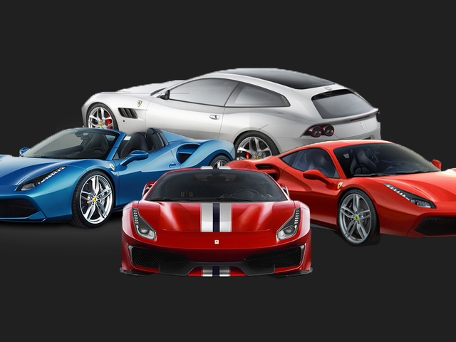 The Ferrari Purosangue Will Be Modena's First Crossover, And 14 Other New Models Are Coming