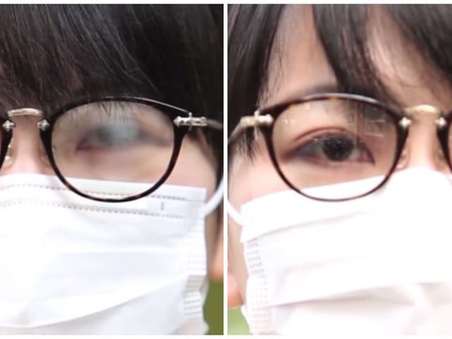 How To Wear Sickness Masks Without Fogging Up Your Glasses