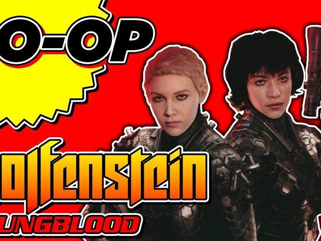 Slik ser Wolfenstein: Youngbloods Co-Op ser ut