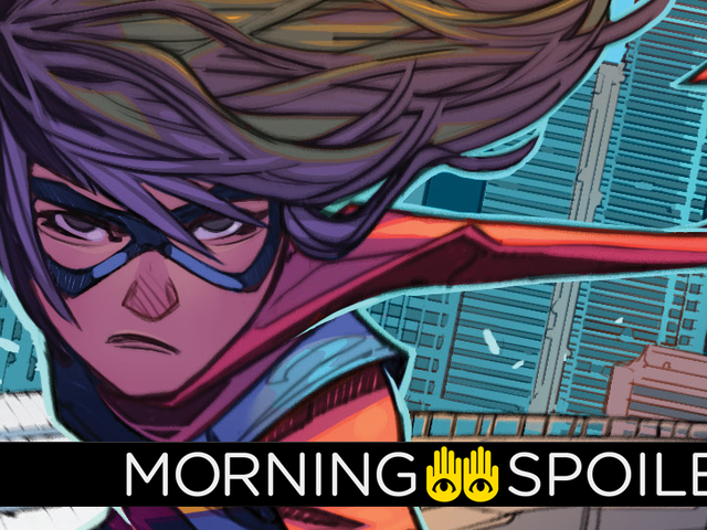 Some Interesting Updates on Disney's Ms. Marvel Plans