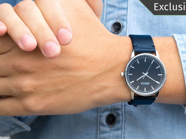 This $50 Breda Watch Is The Perfect Gift For Anyone, Especially Yourself [Exclusive]