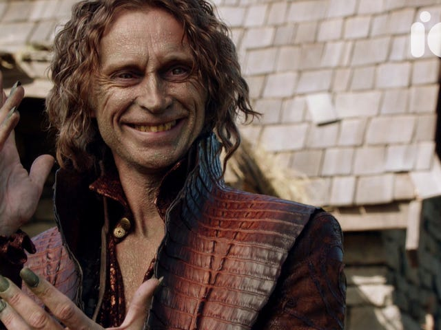 Watch: Rumplestiltskin Ruined Once Upon a Time
