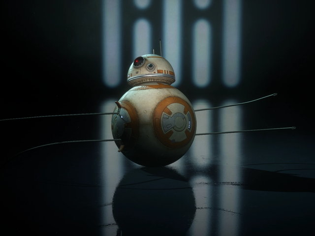 Players Are Using BB-8 To Crush Jedi In Star Wars: Battlefront II