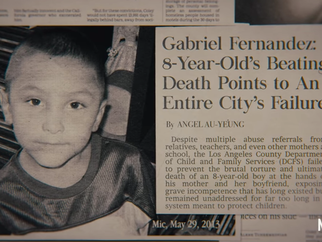 Netflix docuseries follows the trial of Gabriel Fernandez's murderers—and of the system that failed him