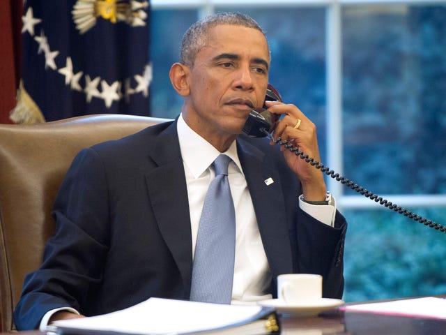 Le président Obama ordonne l'ouverture d'une enquête sur le piratage présumé russe à l'élection de 2016