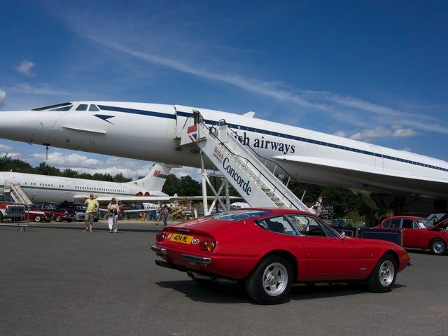 Seventies Kings of Speed meet