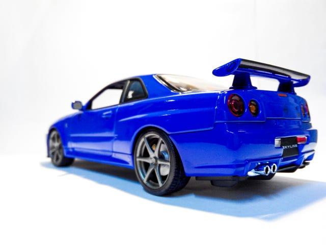 LaLD Car Week: Rising Sun (Judges, please read the full review linked below!)