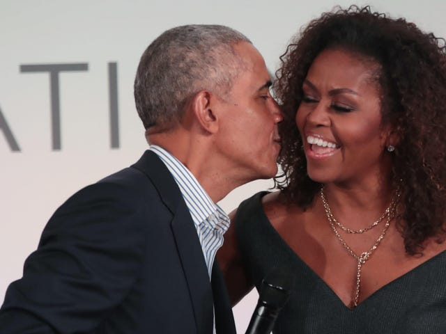 Becoming and Benevolent: For Giving Tuesday, the Obamas Pay It Forward