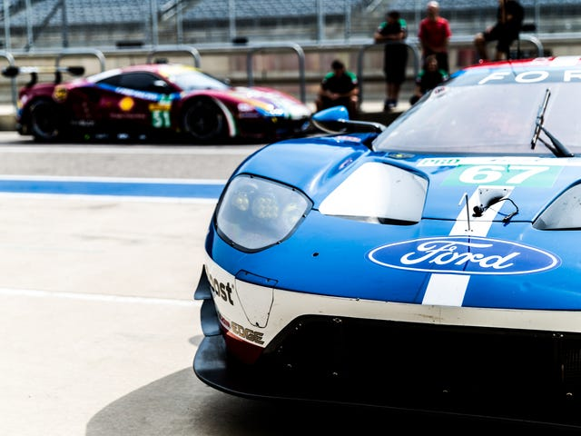 Come Hang Out With Jalopnik In Austin At Our Lone Star Le Mans Party TONIGHT