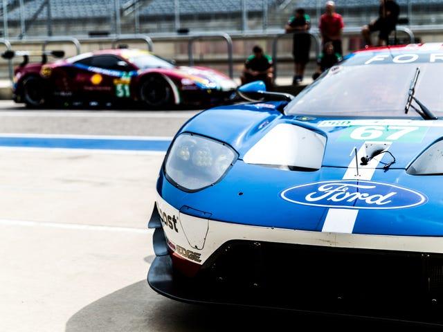 Tule hengailemaan Jalopnikin kanssa Austinissa Lone Star Le Mans -puolueen TONIGHTissa