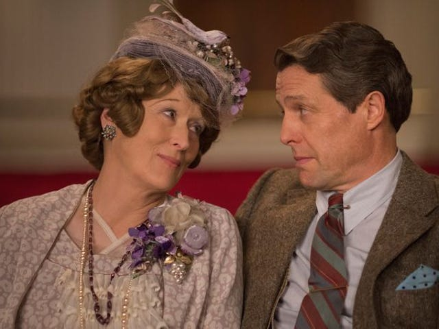 Meryl Streep hits the right notes as terrible opera singer Florence Foster Jenkins