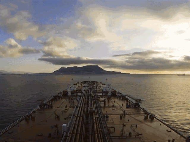 Timelapse Hai tháng này sẽ giúp bạn có Hàng Hàng Miễn phí Ghế ngồi trên Cruise Địa Trung Hải