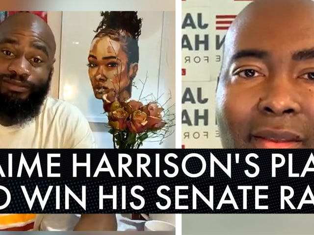 US Senate Candidate Jaime Harrison of South Carolina Talks Ending Qualified Immunity for Bad Cops, Expanding Obamacare and More With The Root