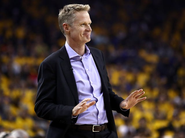 "Steve Kerr mener, at Russell Westbrooks Media Grudge er ""farlig"" for NBA"