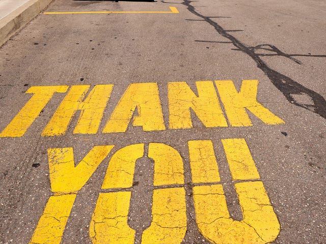 "Respond to Criticism With a ""Thank You"" to Get the Most Out Of It"