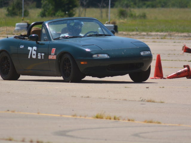 Best Autocross Finish to Date