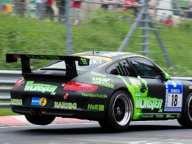 Más clases de carreras prohibidas en Nürburgring