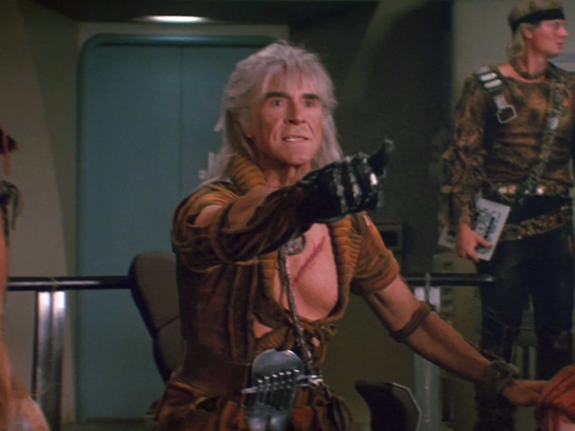 Shatner Wasn't Initially Too Keen on Khan in <i>Star Trek II</i>
