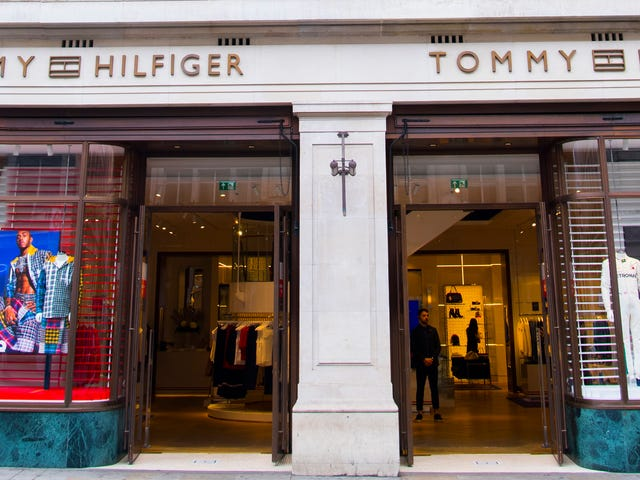Tommy Hilfiger Reminds Us It Exists With Dumb, Rewards-Spewing Smart Clothes