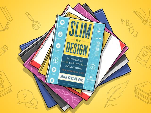 <em>Slim By Design</em> προσφέρει τεχνάσματα για τη δωρεάν διατροφή