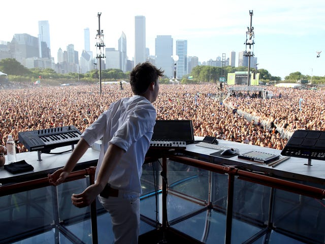 How to Stream Lollapalooza Live