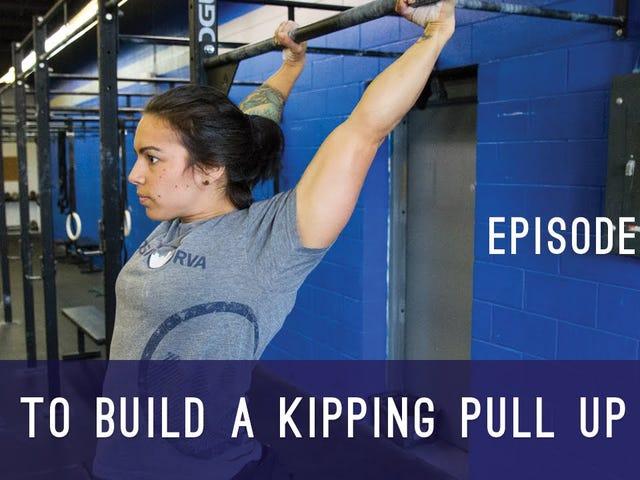 """Video ini Menunjukkan Anda cara yang betul untuk melakukan """"Kipping"""" Tarik-Up"""