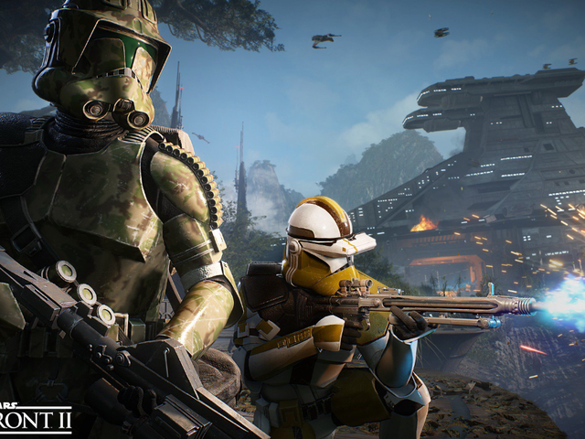 Even Star Wars: Battlefront II's Developers Were Confused About A Droid In One Of Their Screenshots