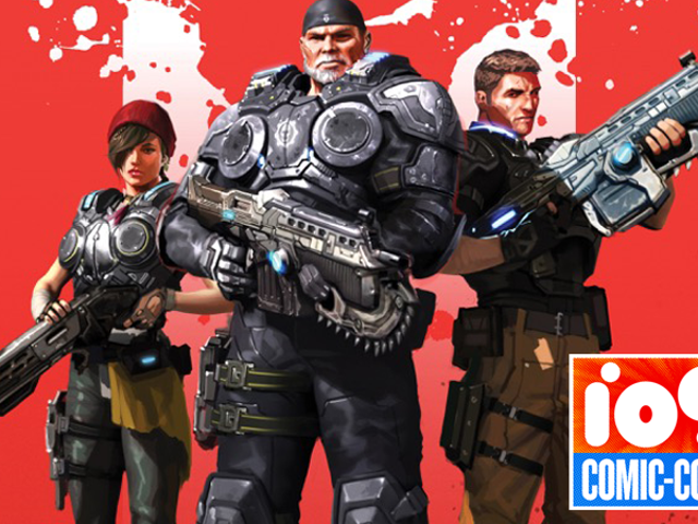 Gears of WarMakes a Bloody Return to Comics Next Year