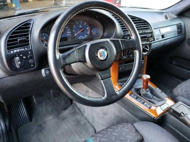 [morning crowd bump] Manual Bimmers for sale -- there's something for everyone!
