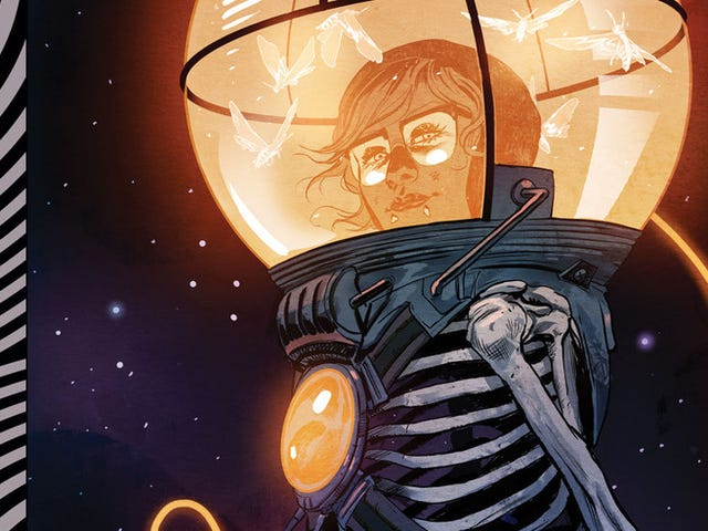Black Crown explores the vast frontier of death in this Euthanauts first look