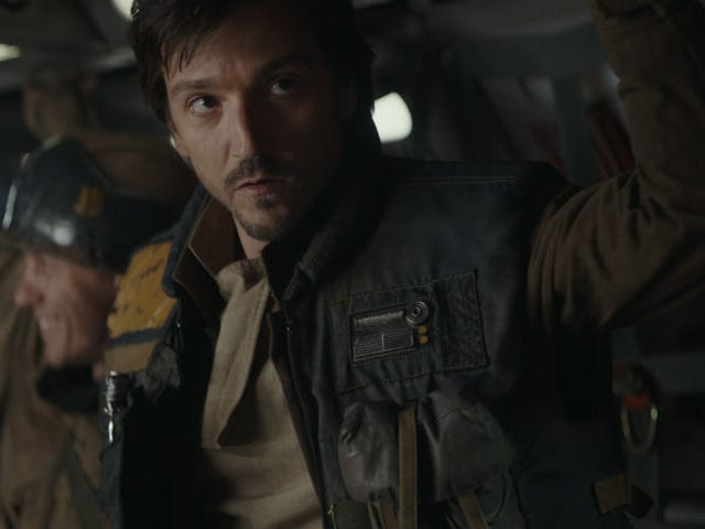 There Was Yet Another Ending Planned for Rogue One and It Was Absolutely Insane