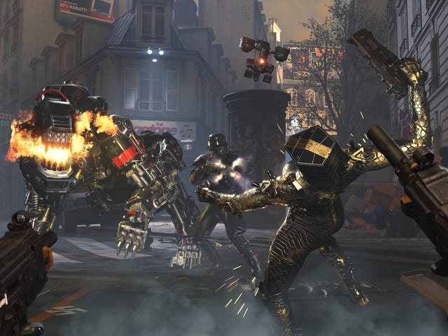Wolfenstein: Youngblood  just got a little less frustrating