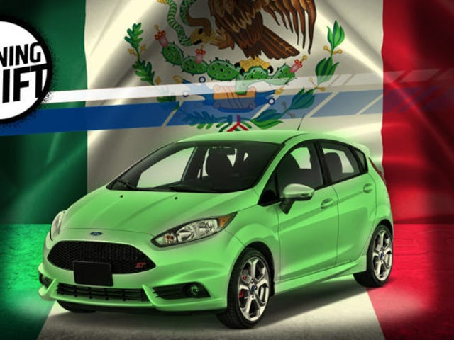 Automakers Push Back Against Trump And Say 'NAFTA Is Working'