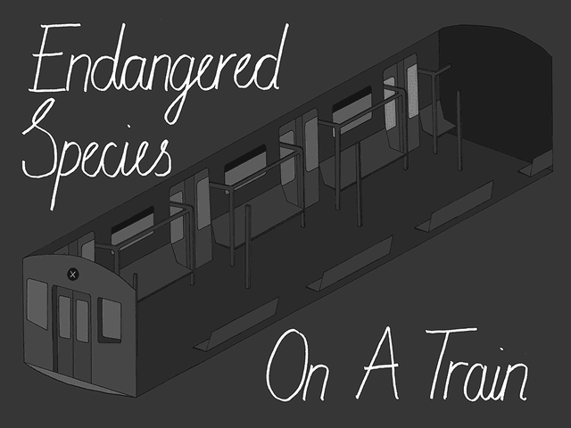 These Nearly-Extinct Animals Would Fit on a Single Subway Car