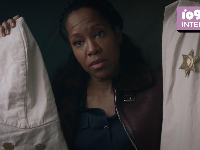 Watchmen no está siendo escrito por gente blanca, gracias a Dios