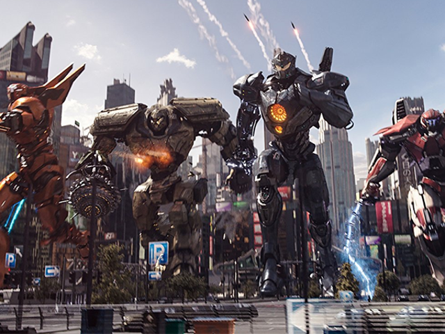 <i>Pacific Rim Uprising</i> Ripped Out Its Own Heart